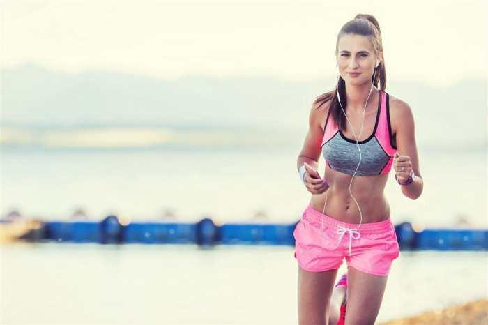 模特怎么正确减掉身上的肥肉减肥秘方帮你找回自信身材1